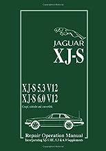 Best jaguar xjs repair manual Reviews