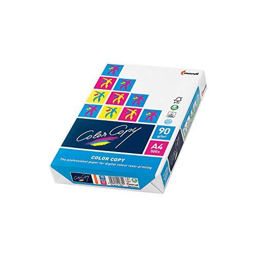 De papel de color Copy, A4, 90g/m², 500hojas)