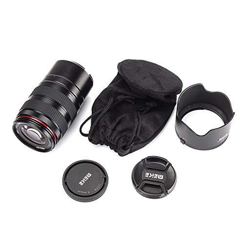 Meike teleobjetivo 85mm f/2.8Fuego Manual de Montaña Medio Full Frame Prime Lente Macro con Vertical Capacidad para Nikon F Mount