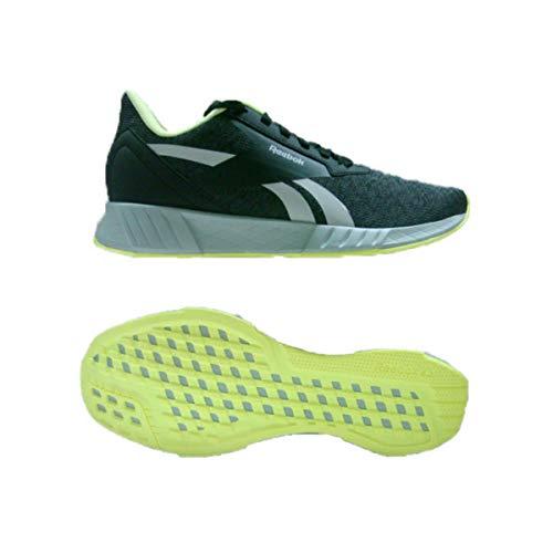 Reebok Lite Plus 2.0, Zapatillas de Running Unisex Adulto, NEGBÁS/SPAGRY/ENEGLW, 44 EU