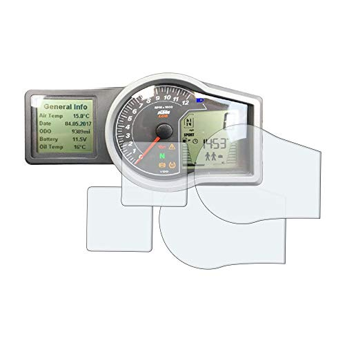 Speedo Angels Protecteur d'écran pour Adventure 1050/1090 / 1190-2 x Ultra Transparent