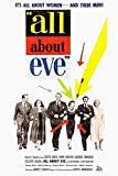 WOAIC All About Eve (1950) Poster for Bar Cafe Home Decor