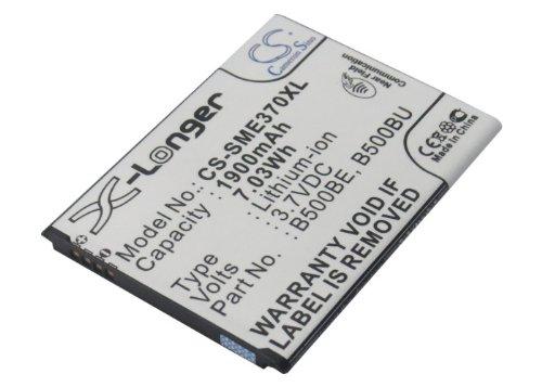 Batería recargable 1900 mAh para Samsung GT-i9190, GT-i9195