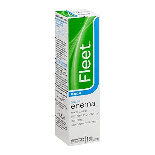 Fleet Enema Saline Ready To Use (Pack of 12)