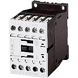 EATON DILM15-10(230V50HZ,240V60HZ) Contactor, 3P, 7, 5kW (AC-3, 400V)...