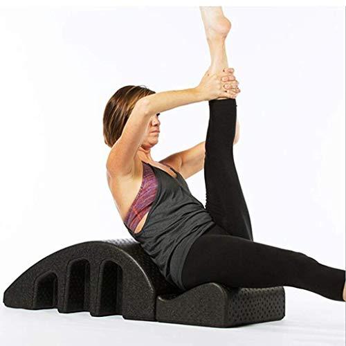Affordable CJH Spinal Orthosis, Pilates Massage Bed Deformity Cervical Correction Yoga Foam Kyphosis...