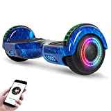 EPCTEK Hoverboard, Self Balancing Hoverboards - UL2272 Certified Bluetooth Hover Board for Kids