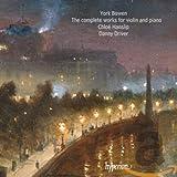Oeuvres pour violon et piano (Intégrale)