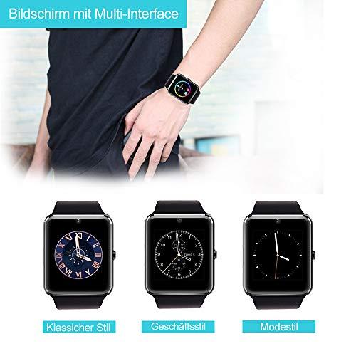 YAMAY® Bluetooth Smartwatch - 8