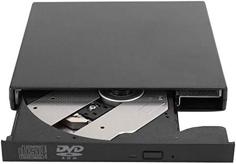 Zeer gevoelige optische drive Duurzame USB dvddrive voor desktop notebooksblack