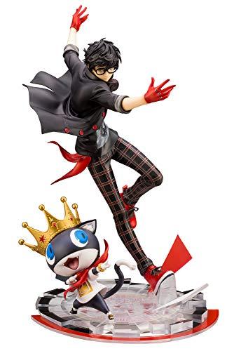 Kotobukiya ARTFX J-Hero & Morgana Persona 5 Dancing Star Knight 1: 8 Pre-Painted PVC Figure