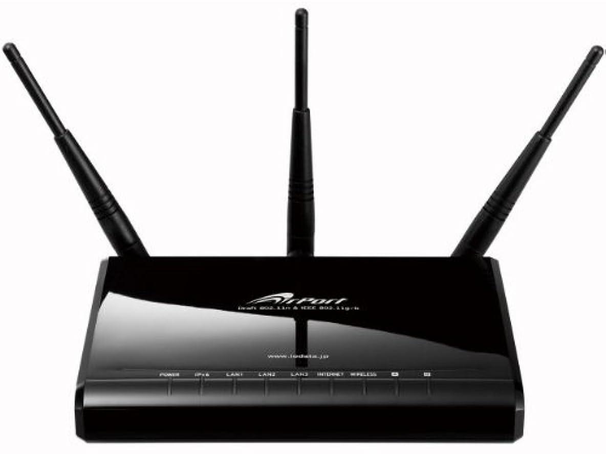 強調コンペ接続詞I-O DATA 11n/b/g対応 無線LAN親機(Wi-Fiルーター) 130Mbps WN-GDN/R