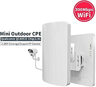 Wifi booster, Universal Range Wifi Extender - Coverage up to 600 sq.ft for High Speed Long Range Optimal Wifi Performance ...
