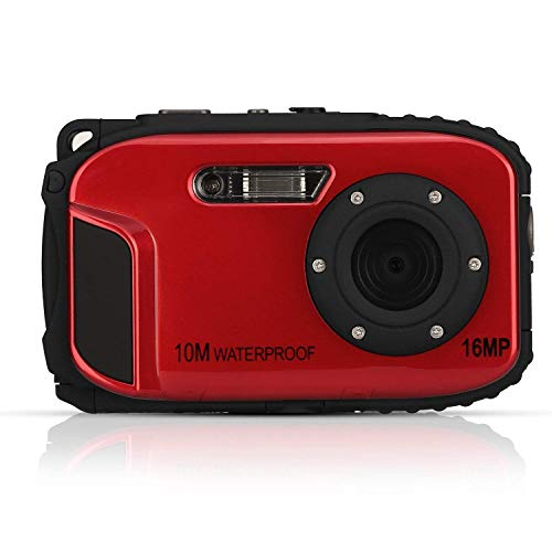 PowerLead 2,7 Zoll LCD Unterwasserkamera