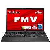 公式 富士通 ノートパソコン FMV LIFEBOOK MS Office 2021 Win 11 15.6型 Celeron 8GB SSD 256GB DVD AHシリーズ FMVWF3A113 AZ