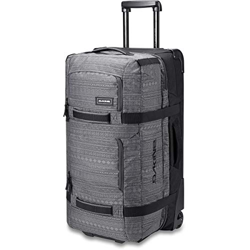 Dakine Split Roller Travel Luggage, Trolley and Sports Bag with Wheels and Telescopic Handle, 85 Litre