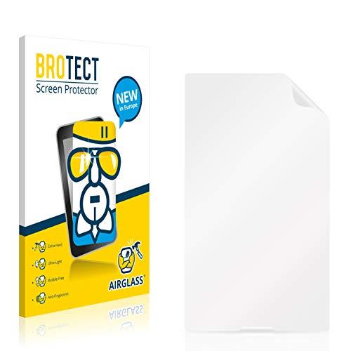 BROTECT Panzerglas Schutzfolie kompatibel mit Medion Lifetab P8314 (MD 99612) - AirGlass, extrem Kratzfest, Anti-Fingerprint, Ultra-transparent