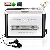 Best Cassettes To Mp3s - Cassette Player, Portable Walkman Cassette Player from Tapes Review