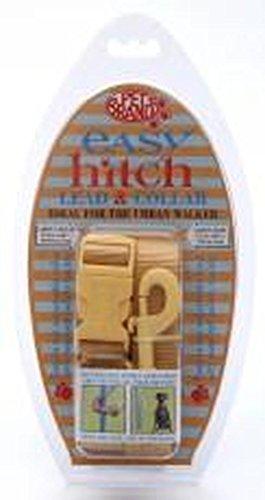 Easy Hitch Dog Collar /& Lead Set Large Blue 40-66cm RETURNS