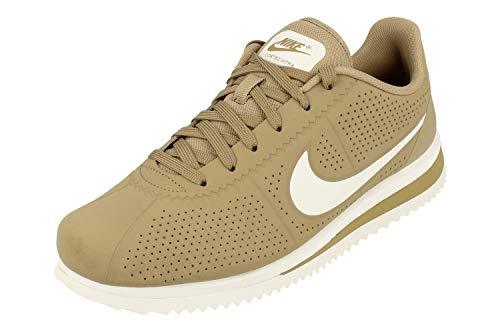 Nike Cortez Ultra Moire Hombre Running Trainers 845013 Sneakers Zapatos (UK 10 US 11 EU 45, Khaki White 200)