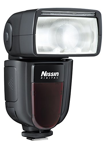 Nissin DI 700 Air - Flash para Canon, Negro