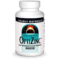 240-Count Source Naturals OptiZinc Tablets