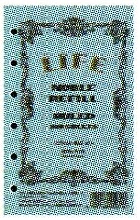 ライフ ノーブルリフィル ミニ 6mm横罫 R202 / 5セット