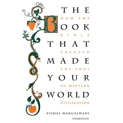 The Book That Made Your World audiobook cover art