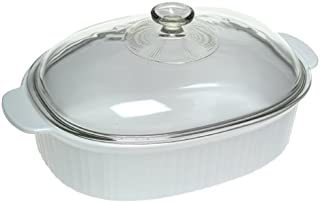 corning ware casserole with lid