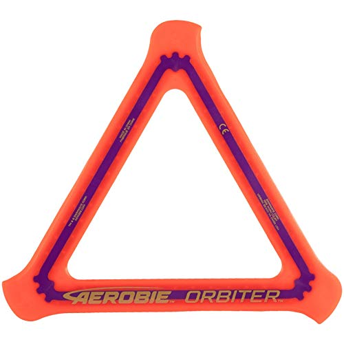Aerobie Orbiter Boomerang 2019 Modell (orange)