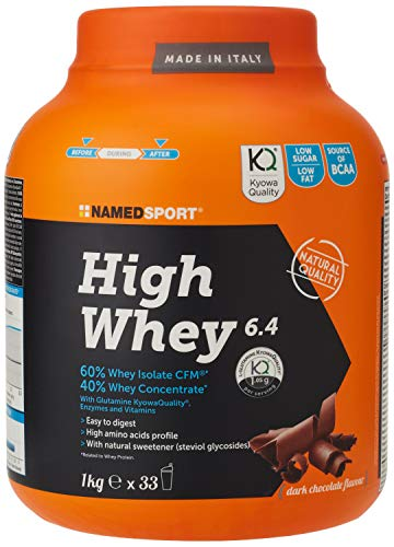 Named Sport High Whey Dark Chocolate - 1Kg