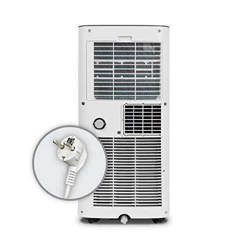 Inventor Chilly Climatizzatore portatile monoblocco a 9.000 Btu/h - Tre modalità di funzionamento: raffreddamento, ventilazione, deumidificazione (Funzione DRY) [Classe di efficienza energetica A]