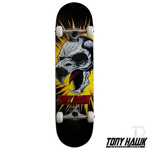 Tony Hawk Signature Series Tony Hawk 360 Serie, komplett, Screaming Hawk, Schwarz