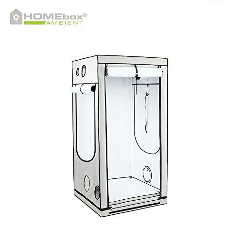 HOMEBOX Ambient Q100 - Maße: 100cm x 100cm x 200cm - PAR +