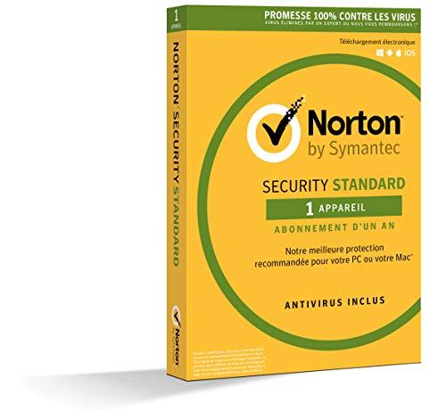 Norton Antivirus Basic V 1.0FR 1User 1dispositivo 1anno Promo Card mm