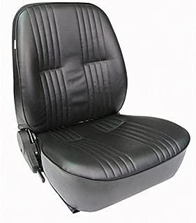 ProCar by Scat 80-1400-54L Beige Vinyl Racing Pro90 Low Back Recliner Left Seat