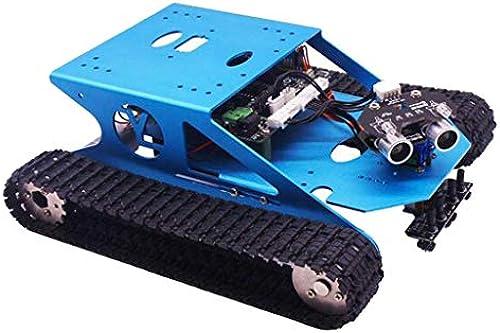 perfk DIY Robot Tank Chassis Kit Lernen Alles über Arduino UNO, Roboter, Sensoren