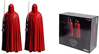 Kotobukiya Star Wars: Emperor's Royal Guard ArtFX+ Statue 2-Pack