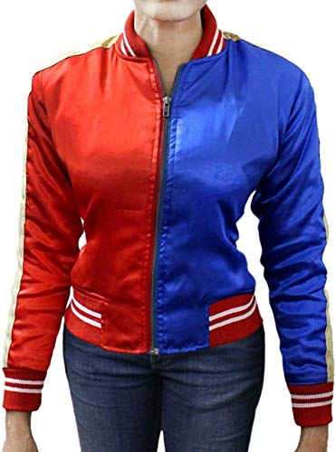 41917MNh4xL Harley Quinn Jackets