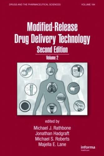 Modified-Release Drug Delivery Technology: 2