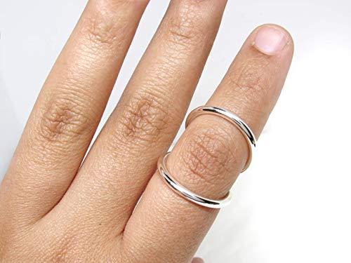 Swan Splint Ring Adjustable for PIP or DIP Joint  Swan Neck Splint