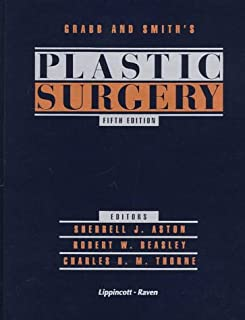 Grabb and Smith's Plastic Surgery (Book with CD-ROM)