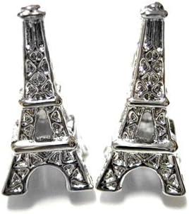 Kiola Designs Iconic Eiffel Tower Cufflinks