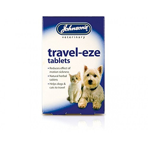 Johnsons Travel-Eze Tablets (24 Tablets)