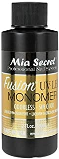 Mia Secret ODORLESS FUSION UV LED MONOMER 2oz / 4oz / 32oz (FUSION ODORLESS 2oz)