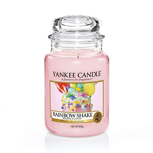 Yankee Candle Duftkerze im großen Jar, Rainbow Shake