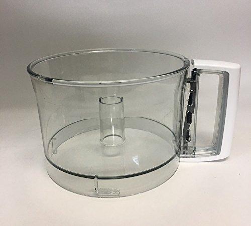 Magimix 17338 Hoofdkom Wit Handvat Keukenmachine Keukensysteem 4200XL, Kunststof