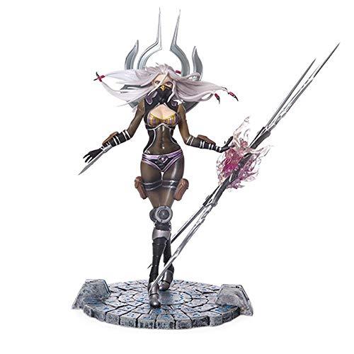 Mingliang Irelia The Blade Dancer Statuen Anime Figur Modell Sammlung Puppe PVC Ornament Collectibles Home Decorative 25 cm