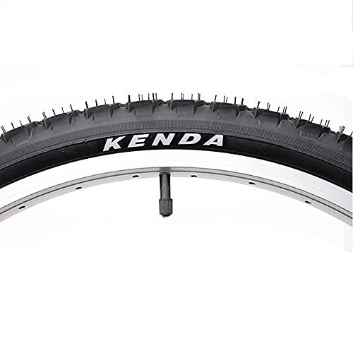 LDFANG Neumático de Bicicleta, 24/26 × 1,95, 26 × 2,1 Neumático para Bicicleta de Carretera, montaña, MTB, Barro, Suciedad, Bicicleta Todo Terreno