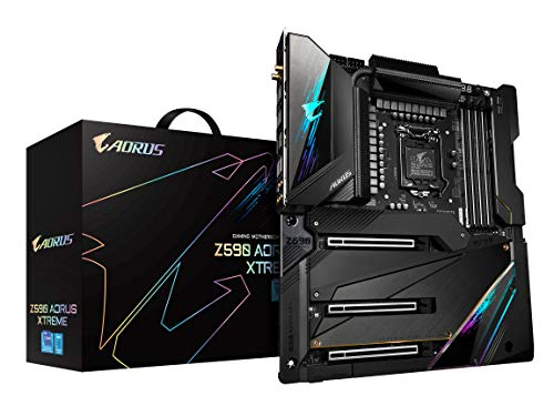 GIGABYTE Z590 AORUS Xtreme Motherboard with